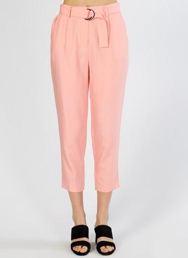 Random Pantolon Pembe